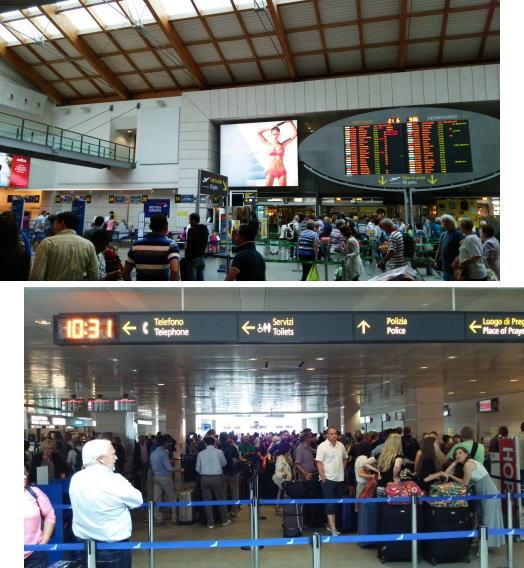 ベネチア マルコポーロ空港