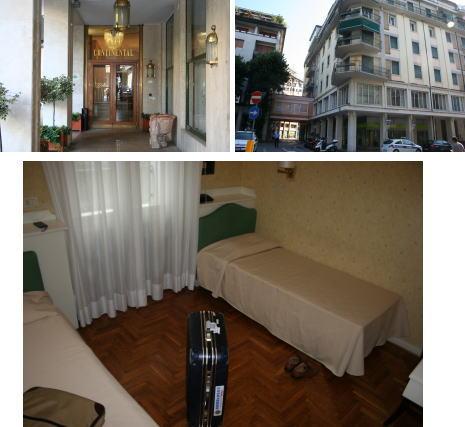 trevisoのホテルContinantal